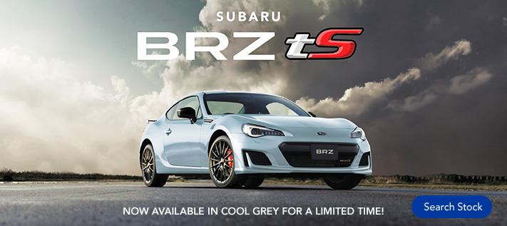Subaru BRZ-TS