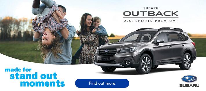 Subaru Outback Premium Sport
