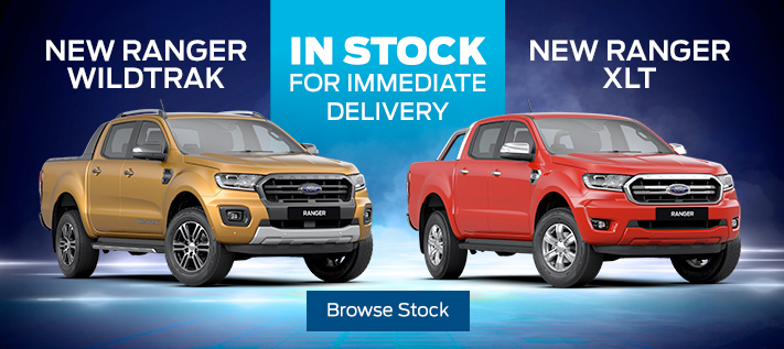 Ford In Stock