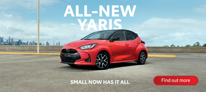 Toyota All-New Yaris - Now Available