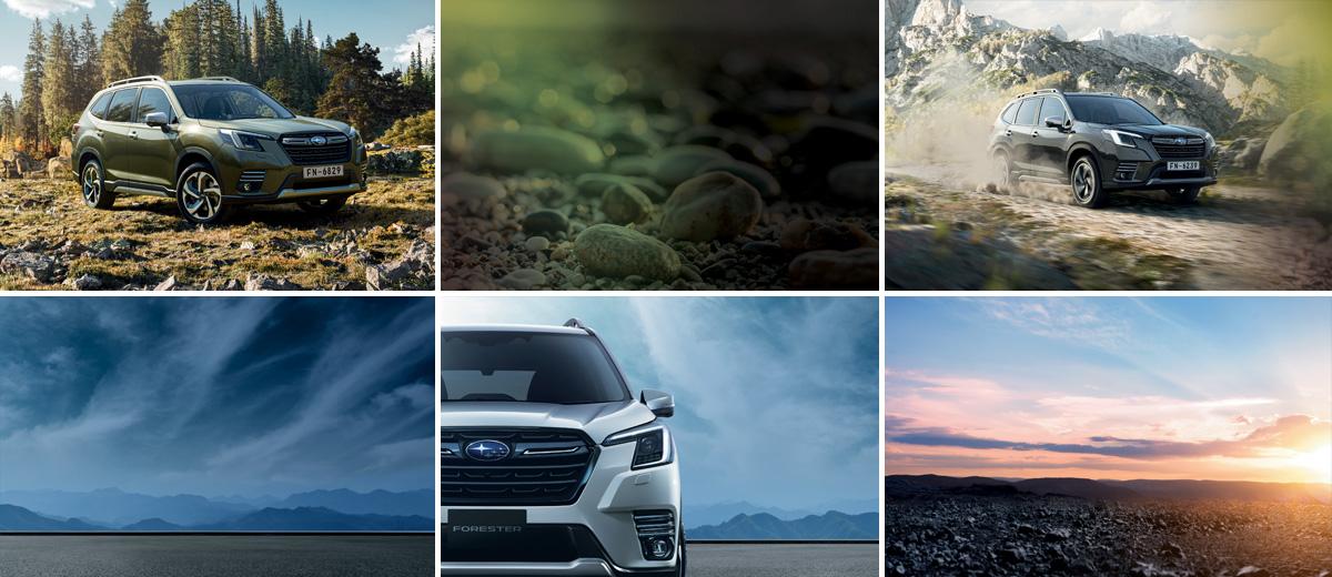 All-new Subaru Forester
