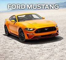 New Ford Mustang Has Arrived