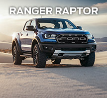 Ford Ranger Raptor Has Arrived