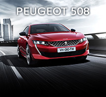 All-New Peugeot 508 Coming Soon
