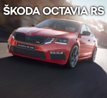 New Skoda Octavia RS 245