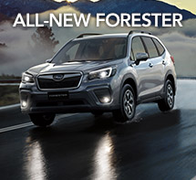 All-New Subaru Forester