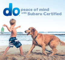 Subaru Certified Used Cars