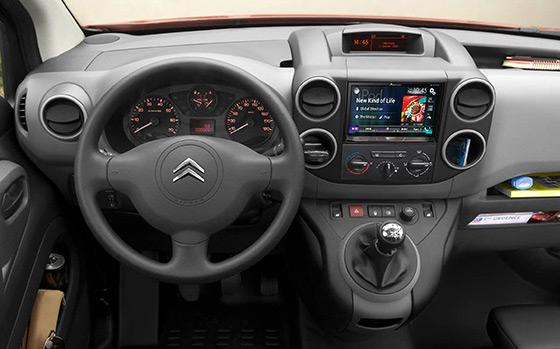 Citroen Berlingo - Technology