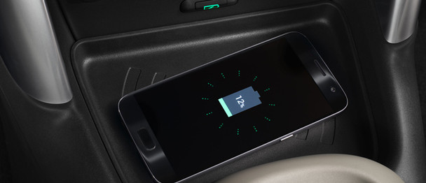 Citroen C3 Aircross - Wireless Smartphone Charging