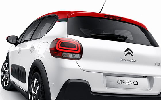 Citroen C3 - Uniquely distinctive