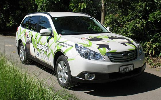 'Zoobaru' from Jarvis Subaru