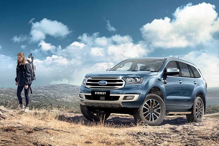 ford everest suv jarvis ford adelaide south australia