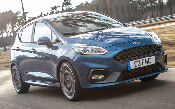 Ford Fiesta ST Image