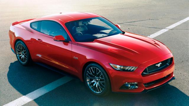 Ford Mustang alloy wheel kit