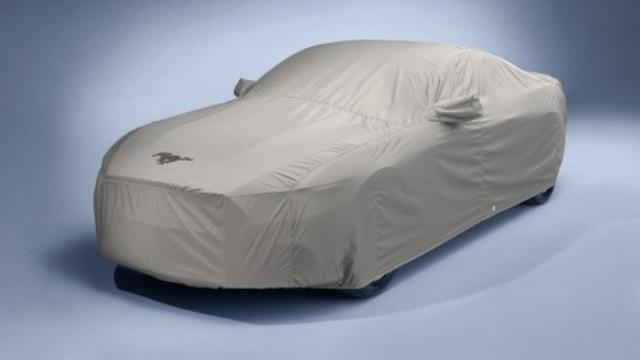 Car Cover - Fastback