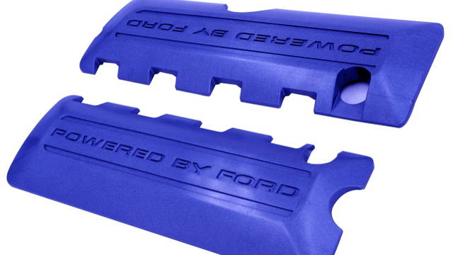 Rocker Covers - GT - Blue