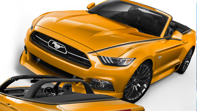 Mustang Styling Kit
