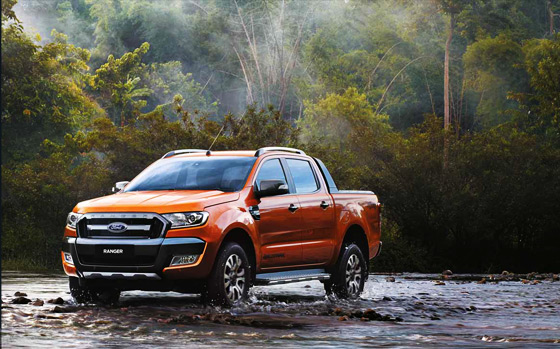 Ford Ranger Bring It On