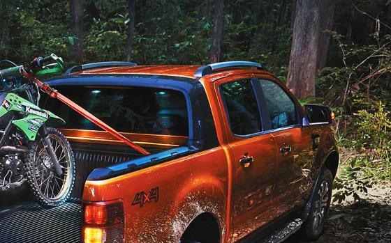 Ford Ranger Off Road