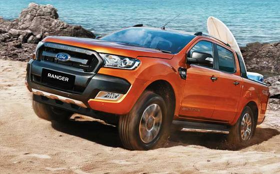 Ford Ranger Tough
