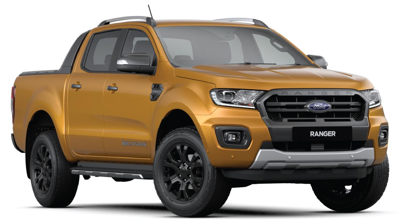 Upcoming Ford Ranger MY2020.25