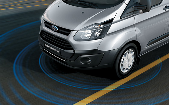Ford Transit Custom Safety