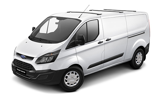 Ford Transit Custom Image