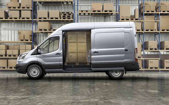 Ford Transit Efficiency