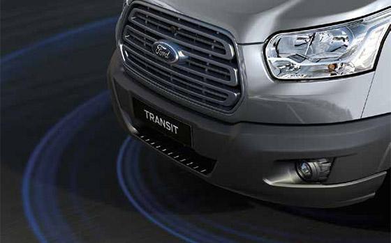 Ford Transit Safety
