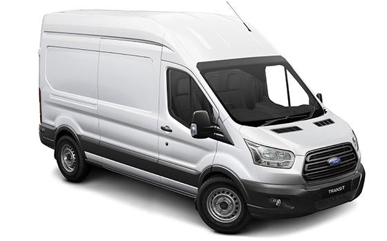 Ford Transit Van Image
