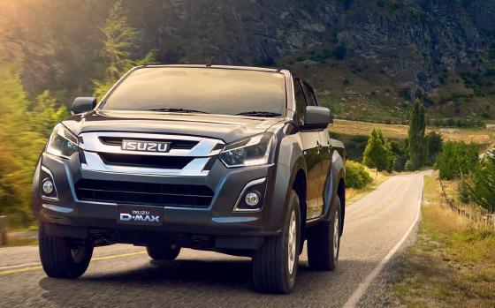 Isuzu D-Max fuel efficiency