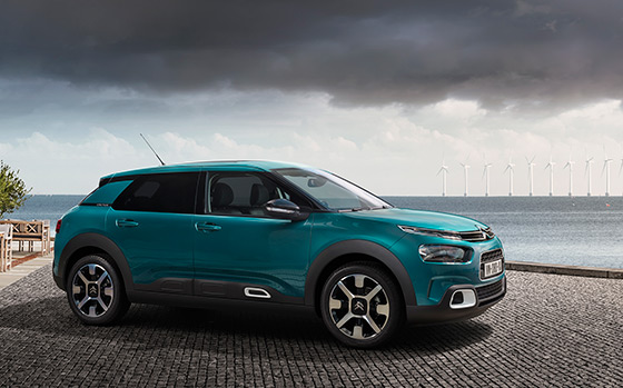 New C4 Cactus Global Launch, The Ultra-comfortable Hatchback With A Unique Personality