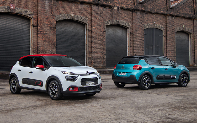 Refreshed Citroën C3 Delivers Even More Personality