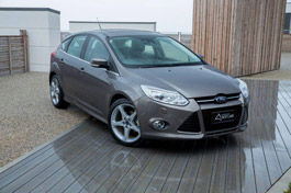 Ford Wins Two Titles in 2012 Australian Best Cars Awards