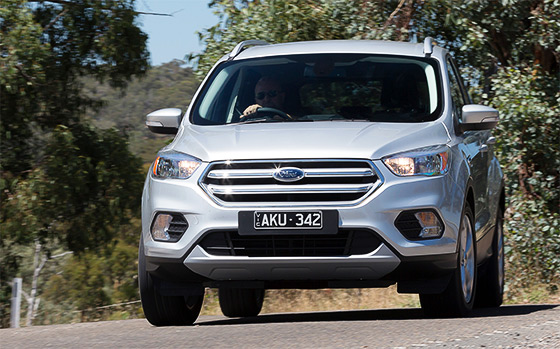 new ford escape suv to join australian showrooms in 2017 news jarvis adelaide south australia. Black Bedroom Furniture Sets. Home Design Ideas