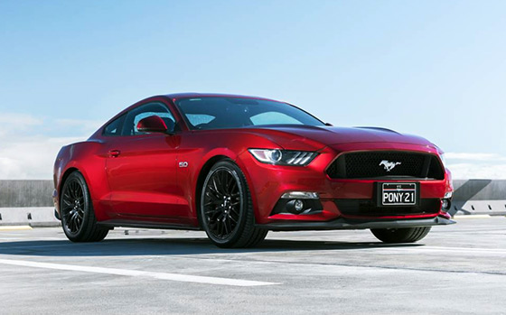 Ford Mustang Performance Packs