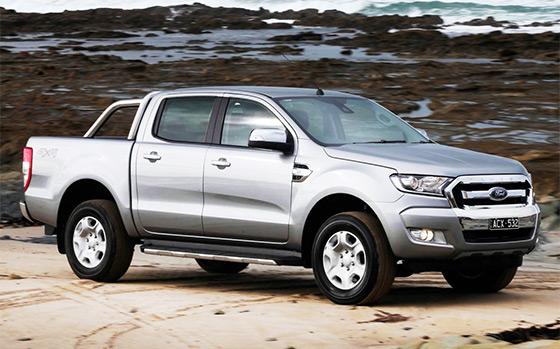 Ford Ranger sets half-year Australian sales record