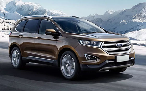all-new ford endura to join expanding suv line-up | news | jarvis