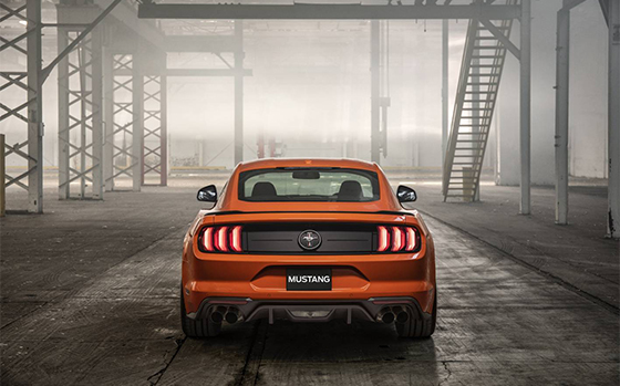 The Ford Mustang High Performance 2.3L will join the Mustang line-up for MY2020