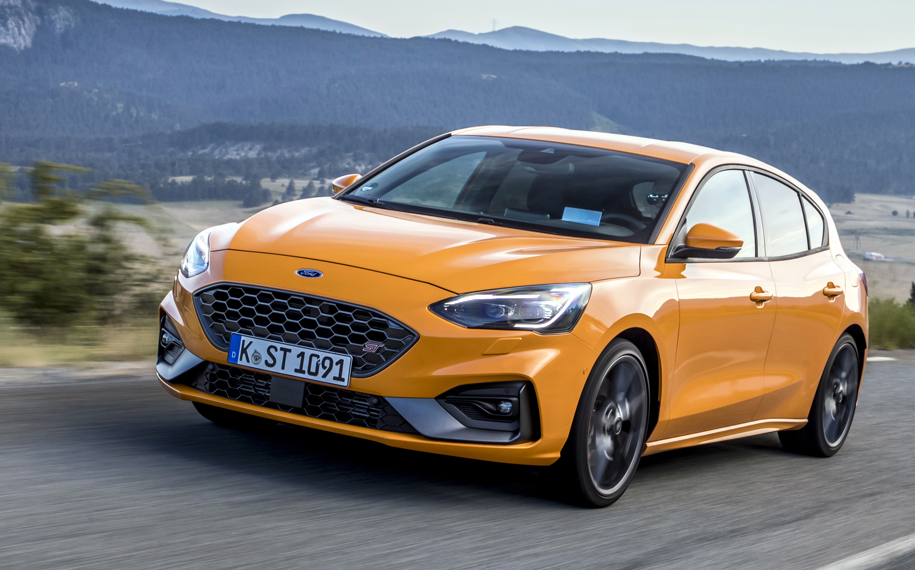 New Generation Ford Focus ST
