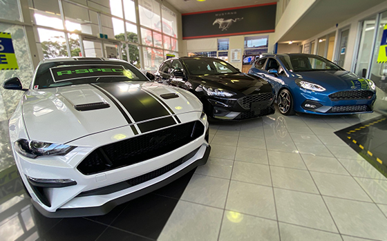 Ford Performance is back