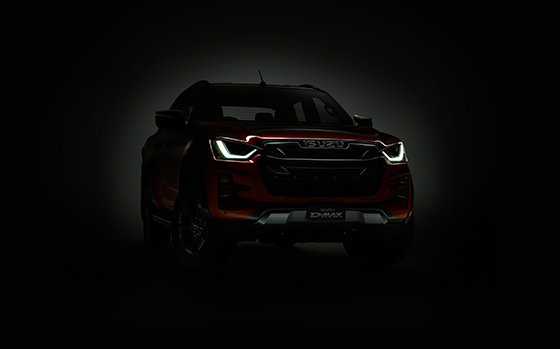 Australian Reveal Of The All-New Isuzu D-Max Is Set: Are You Ready?