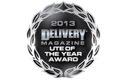Delivery Magazine's Ute of the Year