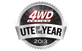 Isuzu D-MAX Picks Up Three Ute of the Year Awards