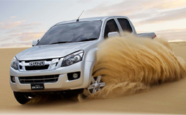 All-New Isuzu D-MAX Awarded ANCAP 4-star Safety Rating