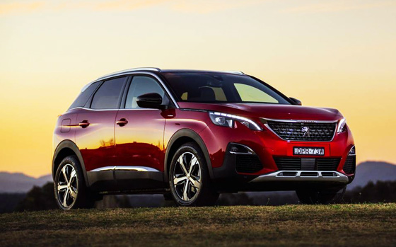Peugeot 3008 Wins Landmark Customer Satisfaction Survey