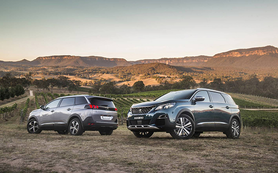 Peugeot 5008 SUV Wins 'Large SUV Of The Year' At The What Car? Car Of The Year Awards For The Second Year Running