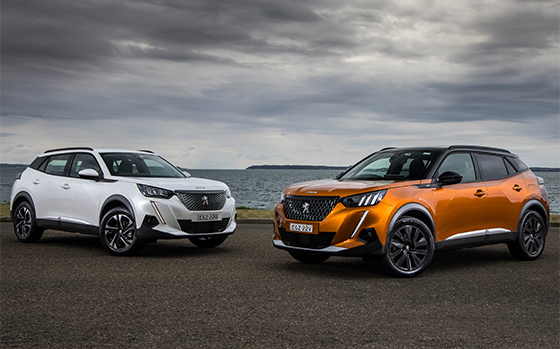 Unboring The Future: Peugeot's All-New 2008 SUV