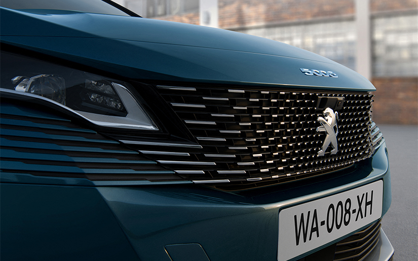 Facelifted Peugeot 3008 And 5008 Arriving Soon
