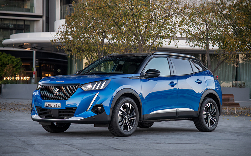 Peugeot Enhances 2008 Range with Introduction of GT Variant
